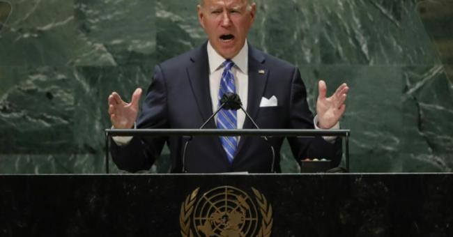 AG de l'ONU : la nouvelle doctrine de politique étrangère de Joe Biden