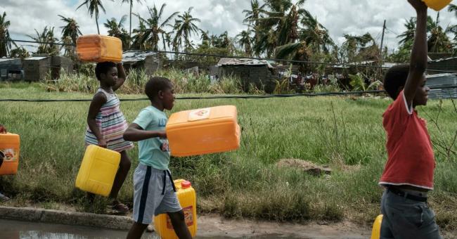 Mozambique : une grave crise de l'eau sévit dans le Nord du pays