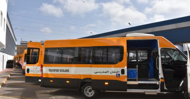 MEN : interdiction du transport scolaire pour les élèves non vaccinés contre la Covid-19