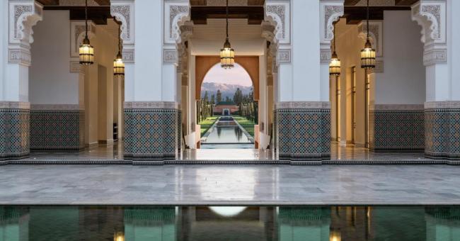 Les nouvelles saveurs de l'Oberoi Marrakech